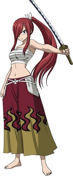 Erza Scarlet/Anime Gallery - Fairy Tail Wiki