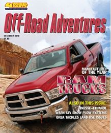 FREE 3 Month Subscription to Off-Road Adventures Magazine on http://hunt4freebies.com