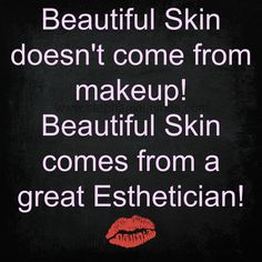Initially I studied to become an Esthetician to supplement my income. While in school I loved doing the makeup and facials but quickly realized I did not care for waxing. I worked as an Esthetician for two years at which time I was offered a management position on my fulltime job as a Medical Assistant. Although I decided to remain in the healthcare field; my education as an Esthetician allowed me to meet some really awesome people and taught me skills that I still use today.