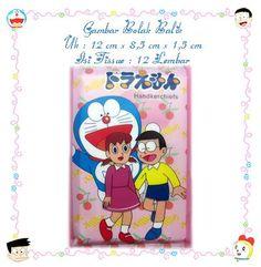Tissue Wangi Doraemon Pink Type2 (Rp 2.700,-)