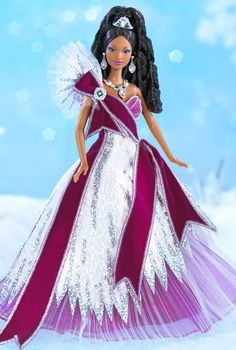 2005 Holiday™ Barbie® Doll by Bob Mackie | Barbie Collector