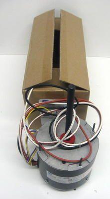 1/4 hp AC-Condenser 825 RPM Motor for Rheem 51-23055-12 51-23054-13 MOT13183