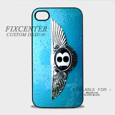 BENTLEY - iPhone 4/4S Case