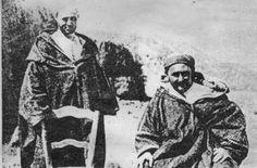 abd-el-krim y su hermano