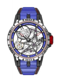 PRE-SIHH 2017 : Roger Dubuis