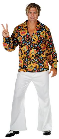 FOR DAD!!!.....Adult Disco Dude Costume - 60's and 70's Costumes - Candy Apple Costumes