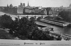 Paris Paris Skyline, Travel, Voyage, Viajes, Traveling, Trips, Tourism