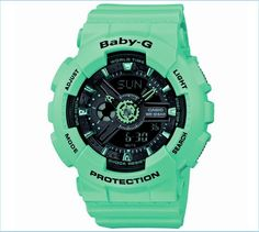 G-SHOCK CASIO Baby- G SNSD Girls' Generation Watch BA-111GGB-3ADR  Rare Limited