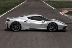 Ferrari Unveils the 458 MM Speciale One-Off - Freshness Mag