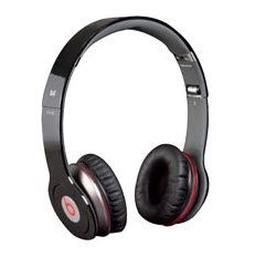Gift Idea: Beats™ by Dr. Dre Solo™ HD Headphones.  These let you answer a call while listening to music! Perfect for mass transit commutes & gym time. #fathersday