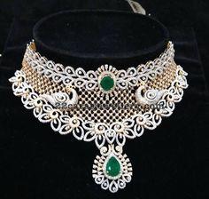 Exclusive Diamond Sets by Vajra Jewelry