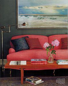 Coastal Living- North Fork- LvngRoom, Elizabeth Cooper Interior Design