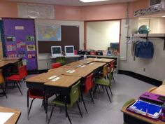 Field placement classroom (5th grade)