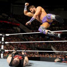 Raw 5/9/16: Zack Ryder vs. Kevin Owens