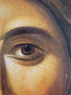 Икона εἰκών Bible Images, Jesus Christ Images, Byzantine Icons, Byzantine Art, Religious Icons, Religious Art, Paint Icon, Archangel Raphael, Raphael Angel