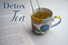 "Selfmade Detox Tea by ""Les Deux Magazine"" Cocktail Drinks, Cocktails, Detox Tea, Food Inspiration, Yummy Food, Magazine, Mugs, Tableware, Recipes"