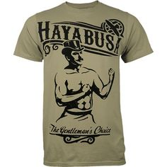 Hayabusa Gentleman's Choice Shirt - MMAWarehouse.com - MMA Gear, MMA Clothing, MMA Shorts, MMA Gloves, MMA Shirts and more!