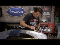 How to Body Solder and Lead on a Car | Eastwood Blog