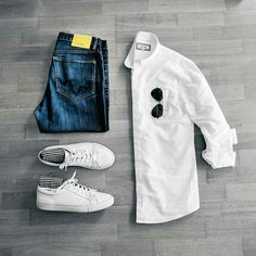 Perfect #capsulewardrobe #outfit for men #mens #fashion #style
