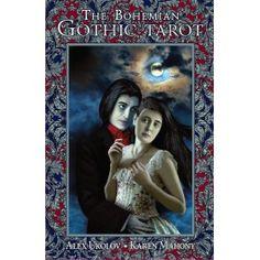 The Bohemian Gothic Tarot  - TarotBg