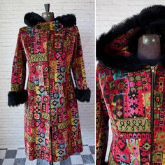 2a29850f992 194 Best Tapestry Coats   Jackets images