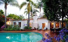 Spanish style Hacienda