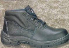 Zapato de seguridad modelo River, sin metal beige Size: 38