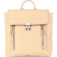 3.1 PHILLIP LIM - Pashli leather backpack | Selfridges.com