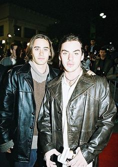 JARED and SHANNON LETO