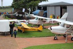 AIR SHOW 2012 - Port Elizabeth Airport, South Africa