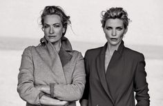 Peter Lindbergh for Vogue Italia September 2015