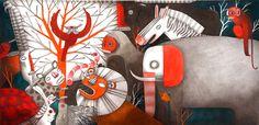 Conociendo ilustradores: Marion Arbona