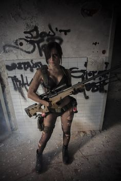 Quiet Cosplay Metal Gear Solid V by lucyrose3 on DeviantArt
