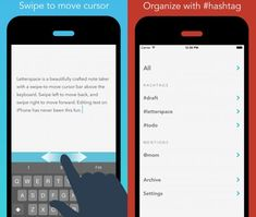 Letterspace is our new favorite note-taking app.