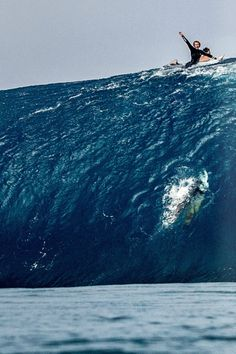 John Florence, king of the mountain