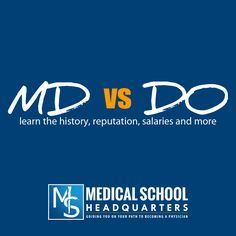 Learn the difference between allopathic and osteopathic medical schools, the history of DOs and what it means for you as a practicing physician.
