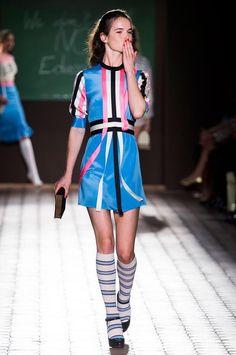 """2 NTK gốc Việt """"trình làng"""" BST Xuân/Hè 2015 tại Paris Fashion Week 20"""