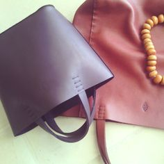 Christiane Smit Refined Simplicity [Handcrafted Bags]