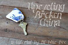 Nyckelring till familjens nyckel tappare!