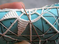 Dentelles d'abord: naaldkant