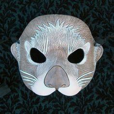 Sea Otter Mask by merimask on deviantART