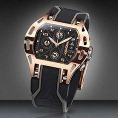a6f59100856 Rose Gold Watch - Wryst Shoreline LX5  inspirationalgifts Relógios Legais