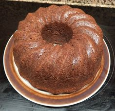 Beates coffee cake by Donut Store, Easter Recipes, Coffee Recipes, Coffee Cake, Bagel, Parfait, Donuts, Muffin, Food And Drink