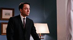 Pete Campbell's Bitch Face