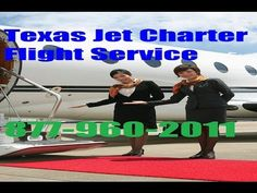 Private Jet Charter Flight Service From or To Houston, Dallas, San Anton...