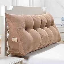Image Result For Headboard Giant Pillow Big Couch Pillows Big