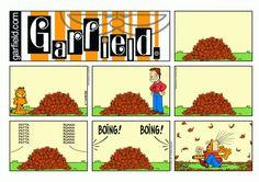 Garfield & Friends   The Garfield Daily Comic Strip for November 09th, 2014