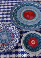 Melaminplates-Regal  #plates #kitchen