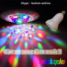 New Led Bluetooth Speaker, Led Melody Bluetooth Speaker,need order email to Cindyzhang@lead-van.com or Call +8613823151197