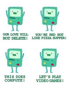 Adventure time valentines